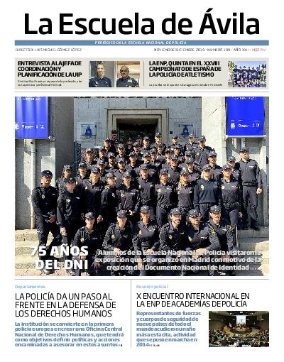La Escuela de Ávila